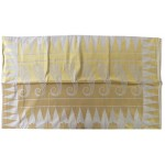 Kerala Rich Royal Floral Kasavu Saree