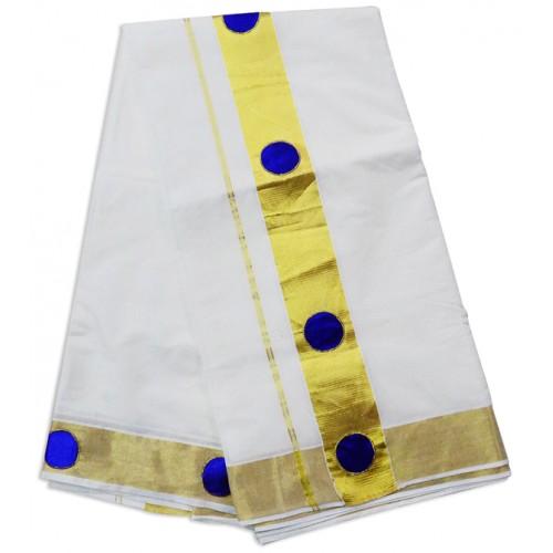 Butta Patch Kerala Saree