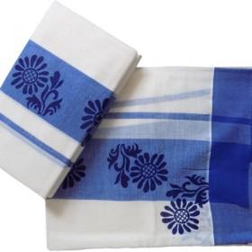 Onam Special Kerala Kasavu Mundu