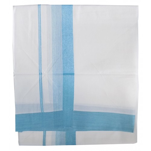 Striped Kerala Dhoti