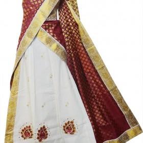 Kerala Half Saree
