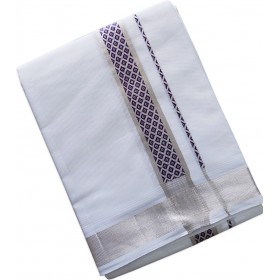 Trendy Double mundu for Men