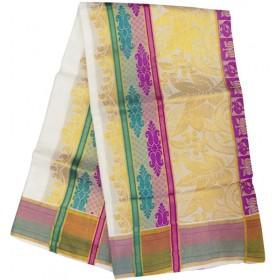 Kuthampully Mayamohini Stich Kasavu Saree