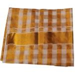 Kerala Saree Tissue Checked