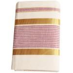 Kerala Traditional Striped settu Mundu