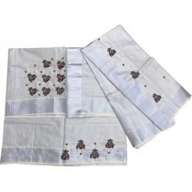 Tissue Silver Settu Mundu Beats Work