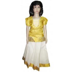 Kerala Style Tissue Pattu Pavadai