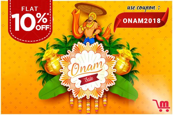Onam Offers 2018